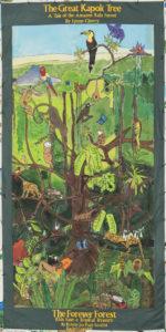 TNQP: Children's Eternal Rainforest - detail